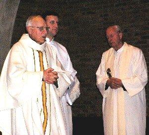 Seminario Pontificio Mayor de Santiago rinde homenaje al P. Mario Borello