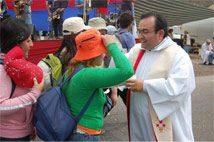 MJS animó novena estación de la Caminata al Santuario de Santa Teresa de los Andes