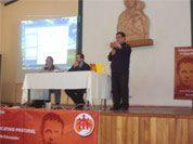 Representantes de todas las presencias participan en el Encuentro Educativo Pastoral