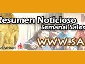 Resumen Noticioso Semanal Salesiano: nuevo servicio de OFISA