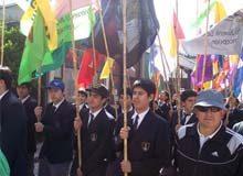 Presencia de Concepción culmina celebraciones de los 120 años con una procesión y Eucaristía en el Cerro La Virgen