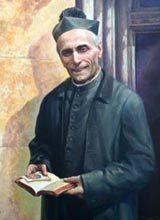 Rector Mayor recibe cuadro de Don Rúa sonriendo, pintado por dos salesianos polacos