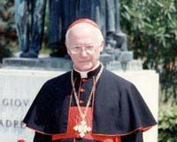 Falleció el Cardenal Alfonso María Stickler