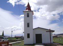 Mons. Bastres bendijo capilla ubicada en población atendida tradicionalmente por Salesianos