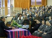 Rector Mayor presenta oficialmente la Consigna 2008