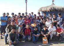Por segundo año, jóvenes del COM realizan Colonias con niños y jóvenes de la Fundación Programa Don Bosco