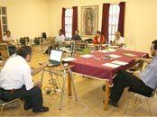 Nuevos Directores, Coordinadores de Pastoral y Párrocos se reúnen en Casa Inspectorial