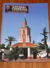 """Liturgia Cotidiana"" de febrero lleva de portada parroquia confiada a los salesianos"