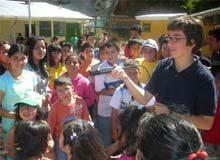 Colonias en Valparaíso: compartir con los niños fue el reflejo de un gran sueño de entrega y cariño mutuo