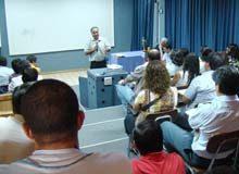Docentes del CEST participaron en jornada de perfeccionamiento en miras al instalar el curriculum evangelizador