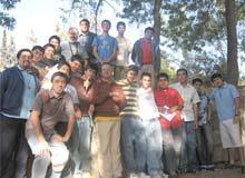 Quince jóvenes participan en el Campamento de Prepostulantes