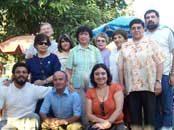 """Comunidad """"Francisco y Margarita"""" de Valparaíso inicia el año en fraternidad"""