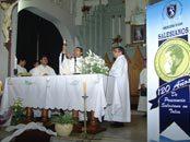 Salesianos Talca celebró solemnidad de Don Bosco y 120 años de vida