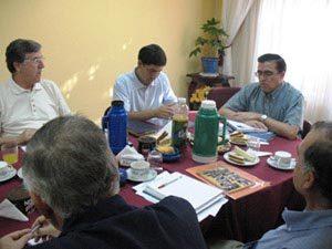 Consejo Directivo del COM realizó reunión de coordinación