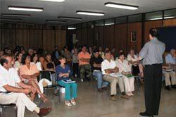 Profesores del COM realizaron planificación semestral