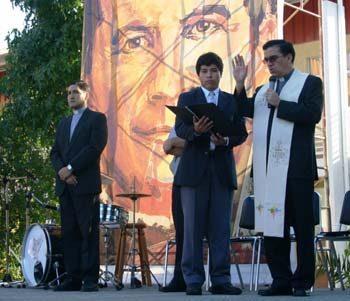 Inaugurado año escolar en Liceo Camilo Ortúzar Montt