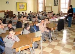 Inicio del Año Escolar del Instituto Don Bosco de Punta Arenas