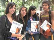 Estudiantes de la UCSH dieron inicio a sus actividades académicas