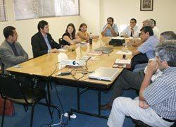 Reunión semanal del Departamento de Educación Formal de la Inspectoría