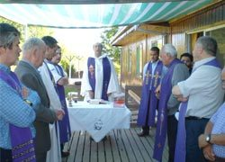 Comunidades religiosas de Talca, Linares y Concepción realizaron primer retiro trimestral del año