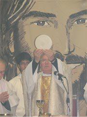 Celebración del Jueves Santo en el IDB de Punta Arenas