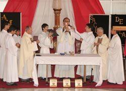 Semana Santa 2008 en Salesianos Alameda