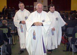 Colegio Salesiano de Concepción celebra al Señor Resucitado y a su Patrono San José