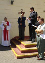 Semana Santa en la presencia de Valparaíso