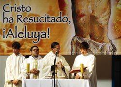 Pascua de Resurrección en el CEST