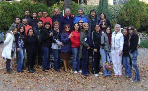 Finalizaron las Jornadas de Encuentro y Formación del Personal de Gestión UCSH 2011