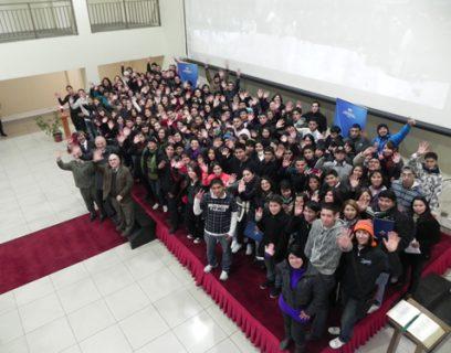 UCSH Inauguró actividades académicas Propedéutico 2011
