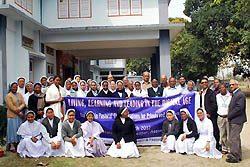 India – Seminario comunicación pastoral para religiosos y sacerdotes