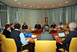 Sesión Plenaria Intermedia del Consejo General