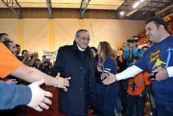 3 mil jóvenes hacen fiesta por Nino Baglieri