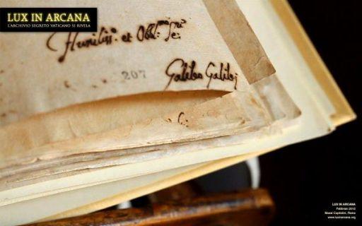 Exposición sobre los Archivos Secretos del Vaticano