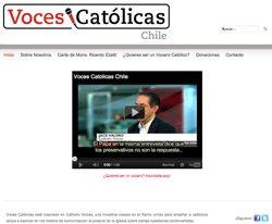 Encuentro de Voces Católicas Chile