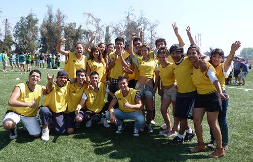 Semana de Bienvenida 2012 estudiantes nuevos