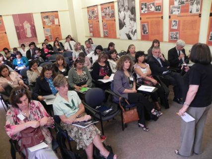 Jornada con Jefes Técnicos colegios de Melipilla