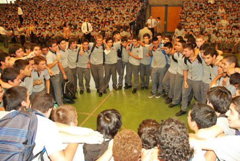 Inicio de las actividades escolares en el PSJ