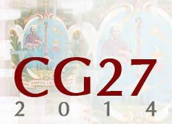 Anunciado tema del Capítulo General 27