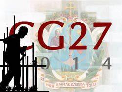 CG27 trabajo en curso: la oración