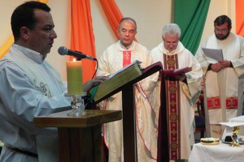 Misa de Inauguración de Año Académico