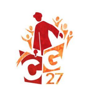 CG 27: Logo Oficial