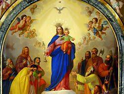 Juntos para la fiesta de María Auxiliadora