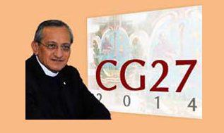 Carta del Rector Mayor sobre tema del CG27