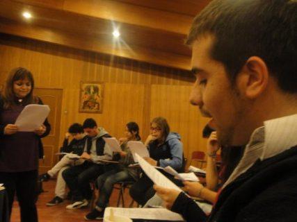 Jóvenes piden sinceridad a la Iglesia