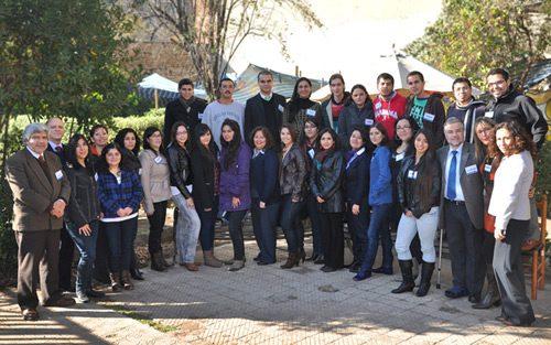 Estudiantes beneficiados con Beca Mérito