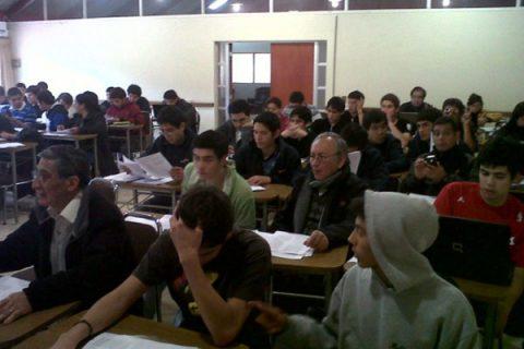 Encuentro Nacional de Centro de Alumnos Salesianos