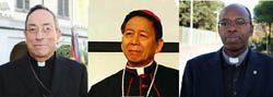 Salesianos entre los nuevos nombramientos del Vaticano