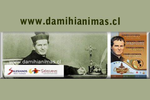 Nuevo Sitio Web: www.damihianimas.cl